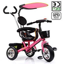 023ak 1 detachable stroller trike