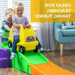 Step2 10 Ft Roller Coaster Up And Down Ride On Kid Toddler T
