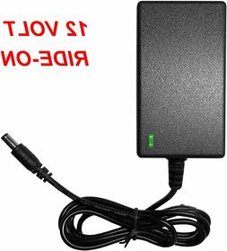 12-Volt Charger-Ride On Toys 12V Battery Charger-Electric Po