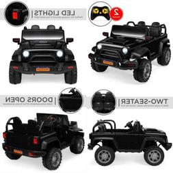 Best Choice Products 12V 2.2MPH Kids 2-Seater Ride-On Truck