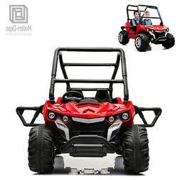 12V ATV Quad Kids Electric Ride On Car with Remote Control,