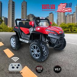 12V Audi Kid Ride on Electric Off-Road Vehicle Truck 2.4G Re