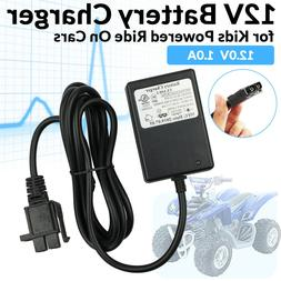 12v battery charger for power wheel kids