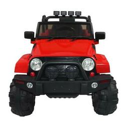 12V Electric Battery Kids Ride on Car Truck LED MP3 With Rem