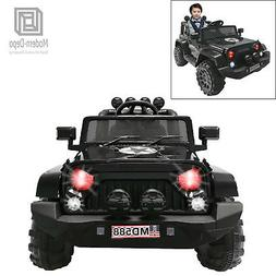 12V Jeep Style Electric Kids Ride On Car w/ Remote control,