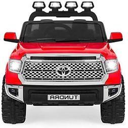 12V Kids Battery Powered Remote Control Toyota Tundra Ride O