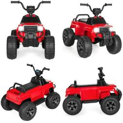 Best Choice Products 12V Kids Battery Powered Ride-On 4-Whee