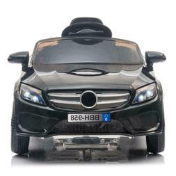 12V Kids Ride On Car Electric Car W/MP3 LED Lights Toy Gift