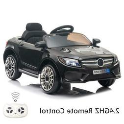 12V Kids Ride On Car Electric Car W/MP3 LED Lights Toy Gift