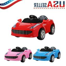 12V Kids Ride On Car Off-Road Battery-Powered Truck with Rem