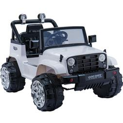 12V Kids Ride on Car Truck Toy Battery Powered W/Music Remot