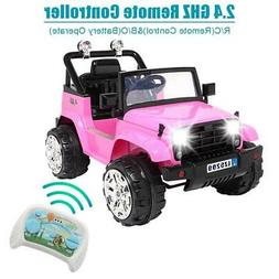 12v kids ride on car truck toys