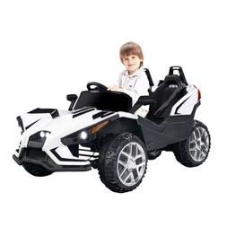 Electric 12V Kids Ride on Toys Car Battery Racing RC Light T