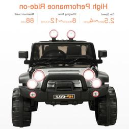 12V Kids Ride On Cars Electric Remote Control 4 Speed MP3 Ra