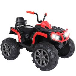 12V kids Ride On Truck Battery Powered Electric Car w/Remote