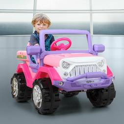 12v kids ride on truck car electric