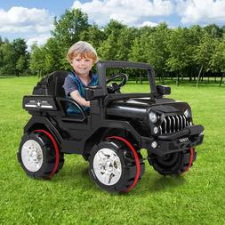 12V Kids Ride On Truck Car Electric Toy SUV Style w/ Remote