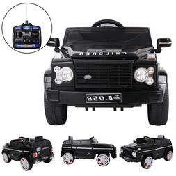 12V MP3 Kids Ride On Car Battery Power Wheels RC Remote Cont