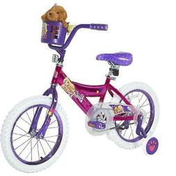"16"" Barbie Girls' Bike Bicycle Cycling Toys Ride"