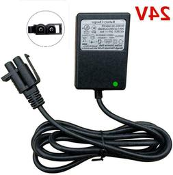 24 Volt Charger B For Kid Ride On Toy Car Battery Charger Fo