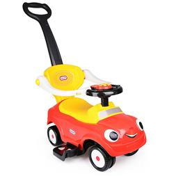Little tikes 3 in 1 ride on push car