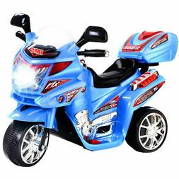 3 wheel kids ride on motorcycle 6v