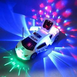 360 Degree Rotary Wheels Cool Lighting <font><b>Music</b></f