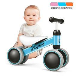 4 Wheels Baby Balance Bike Children Walker No-Pedal Toddler