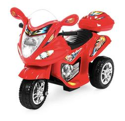 Best Choice Products 6V Battery Powered 3-Wheel Motorcycle R