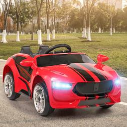 6V Kids Ride on Car Electric with Music Light RC Remote Cont