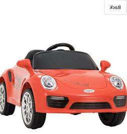 6V Kids Ride on Cars Electric Suspension Car Toys w/Remote C