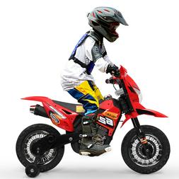 6V Kids Ride On Motorcycle Toy Electric Battery Powered Trai