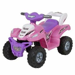 6V Quad Battery Power Electric ATV Ride On Motorcycle Toy fo