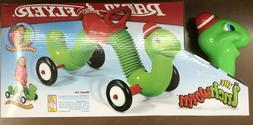 Radio Flyer #73 The Inch Worm Kids Ride On Toy Inchworm NEW
