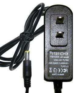 8-FT WALL charger AC adapter FOR 17139P HUFFY Fortress ride