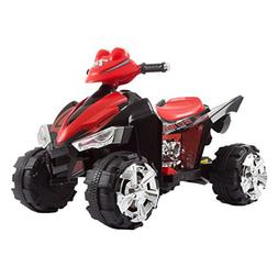 Lil' Rider Quad, Battery Powered Ride ATV Four Wheeler with