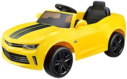 Kid Motorz 902 6V Racing Camaro Rs One Seater Ride On Toy, 4