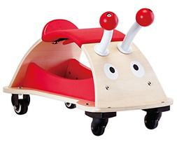Award Winning Hape Bug About Kid's Push and Pull Ride On Sco