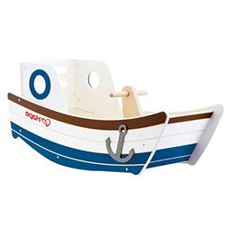 Award Winning Hape High Seas Wooden Toddler Rocking Ride On