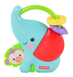 Fisher-Price Peek-a-boo Elephant Baby Toys