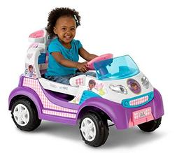 Kids Trax Disney Doc McStuffins Rescue Ambulance 6V Battery