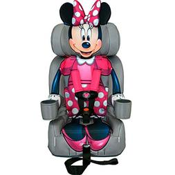 KidsEmbrace 2-in-1 Harness Booster Car Seat, Disney Minnie M