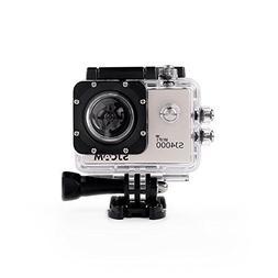 SJCAM SJ4000 WiFi Action Camera - 12MP, 1080P, 2 Inch Screen