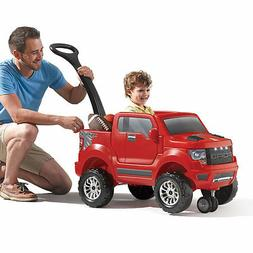 Step2 2-in-1 Ford F-150 SVT Raptor Parent Push Car