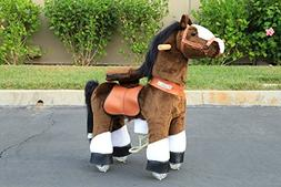 Wonders Shop USA - New Ponycycle Pony Cycle Ride On Horse No