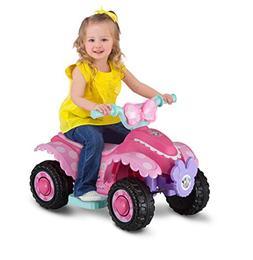 Kid Trax KT1268WM Disney Minnie Mouse Happy Helper Quad