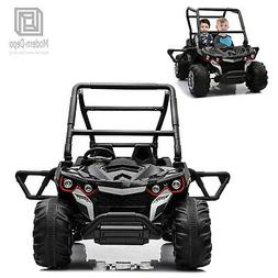 ATV Truck Electric Ride On Car 2 Seats with Remote Control f