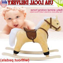 Baby Child Animal Rocking Horse Riding Balance Interesting S