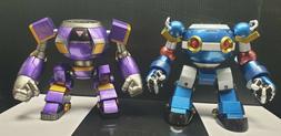 BANDAI Rockman Megaman Super Minipura Ride Armor Set