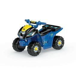 Power Wheels Batman Lil' Quad Ride-On Toy Toddlers Outdoor B